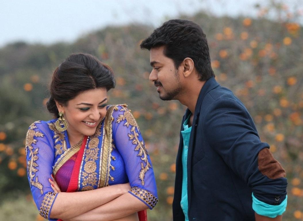 kajal agarwal and vijay wallpaper download   every couples hd