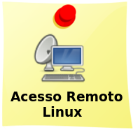 DominioTXT - Acesso Remoto Linux