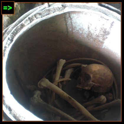 Evidence of Jar Burial in the Philippines as seen in Bontoc