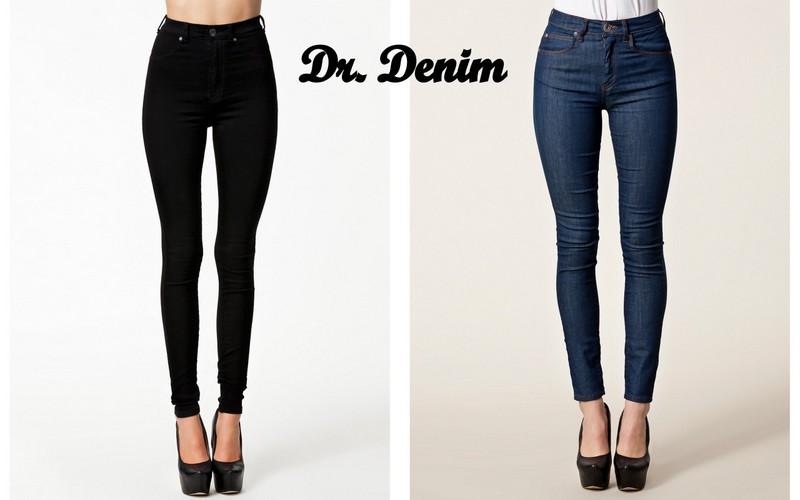 Dr. Denim uutuuksia