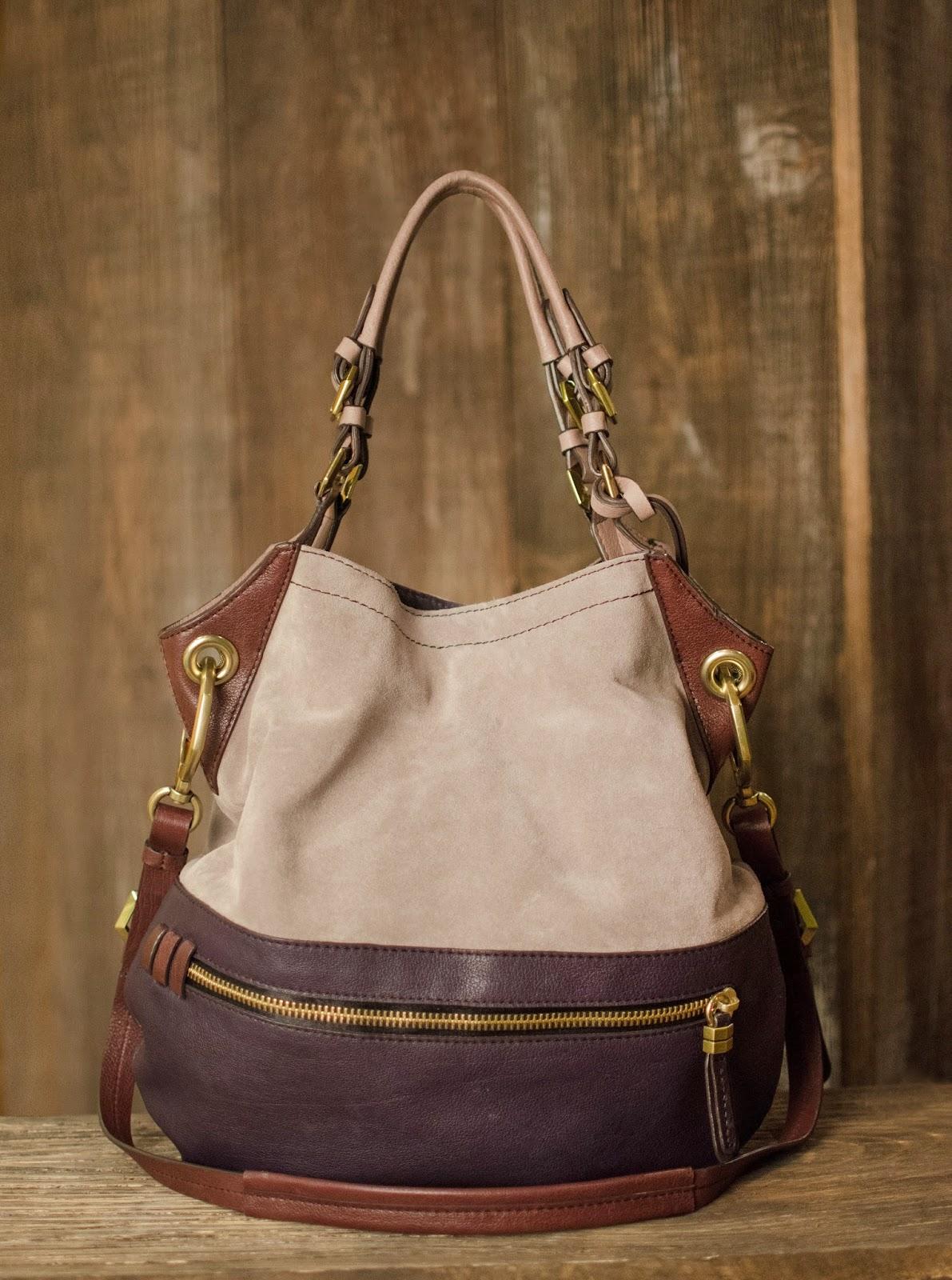 orYANY Sydney Suede Dove - Hello, Handbag