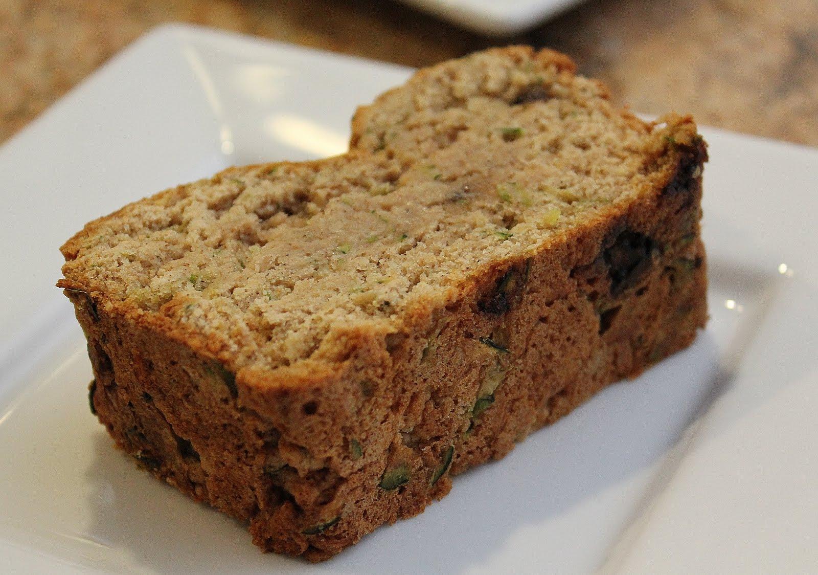 ... On The Vedge: Chocolate Chip Zucchini Bread, Vegan and Gluten Free