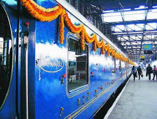 Deccan Odyssey,Train