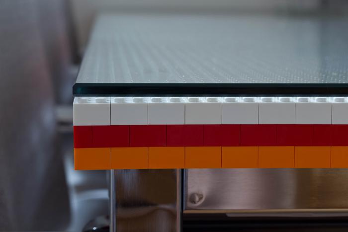Lego dining table ikea hackers ikea hackers - Copritavolo moderno ...