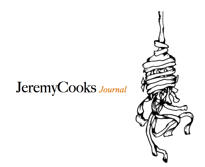 Jeremy's Journal