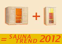 Sauna Trend 2012