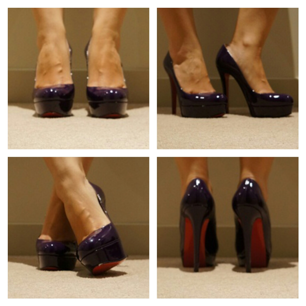 hermosa vogue louboutin 5 purple bianca my accidental purchase rh hermosavogue blogspot com