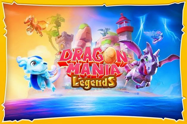 Dragon Mania Legends Gameplay IOS / Android