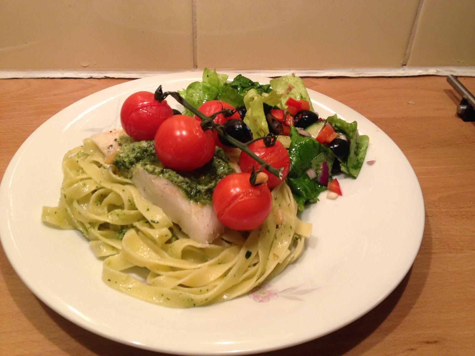 Groentjes in de keuken simpele maar zeer fancy vis for Simpele keuken
