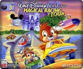 Download Game Walt Disney World Quest Racing