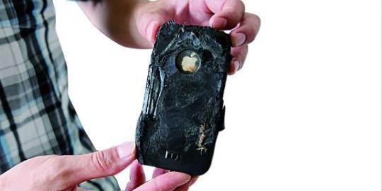 Peristiwa Handphone Meledak, Mengingatkan Pengguna Untuk Waspada