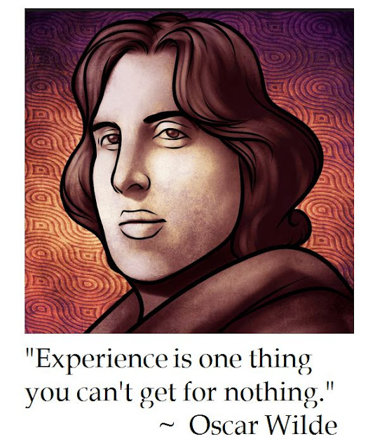 Oscar Wilde on Expereince