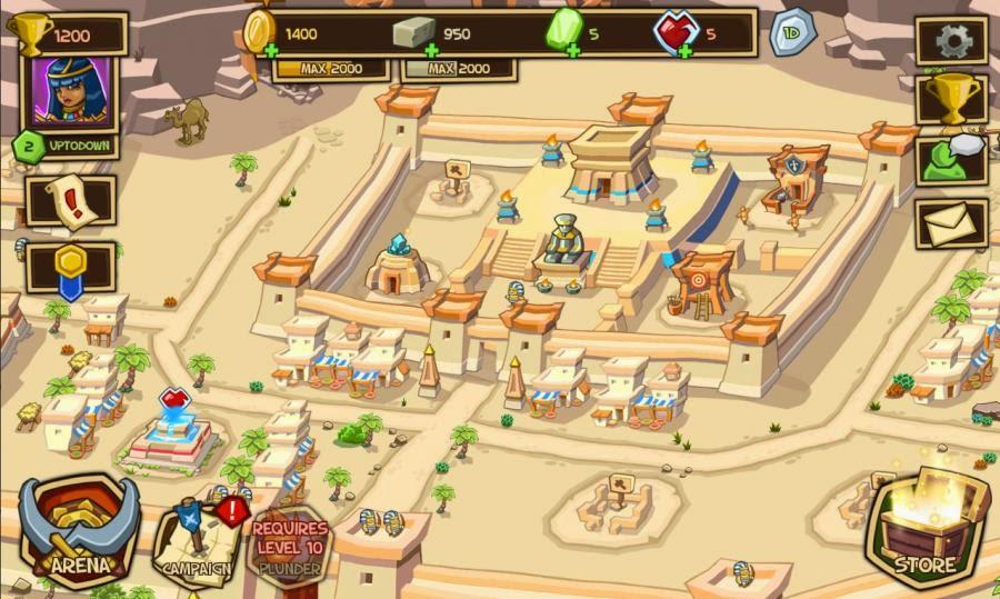 Empires of Sand v3.20 Apk + Data + Mod