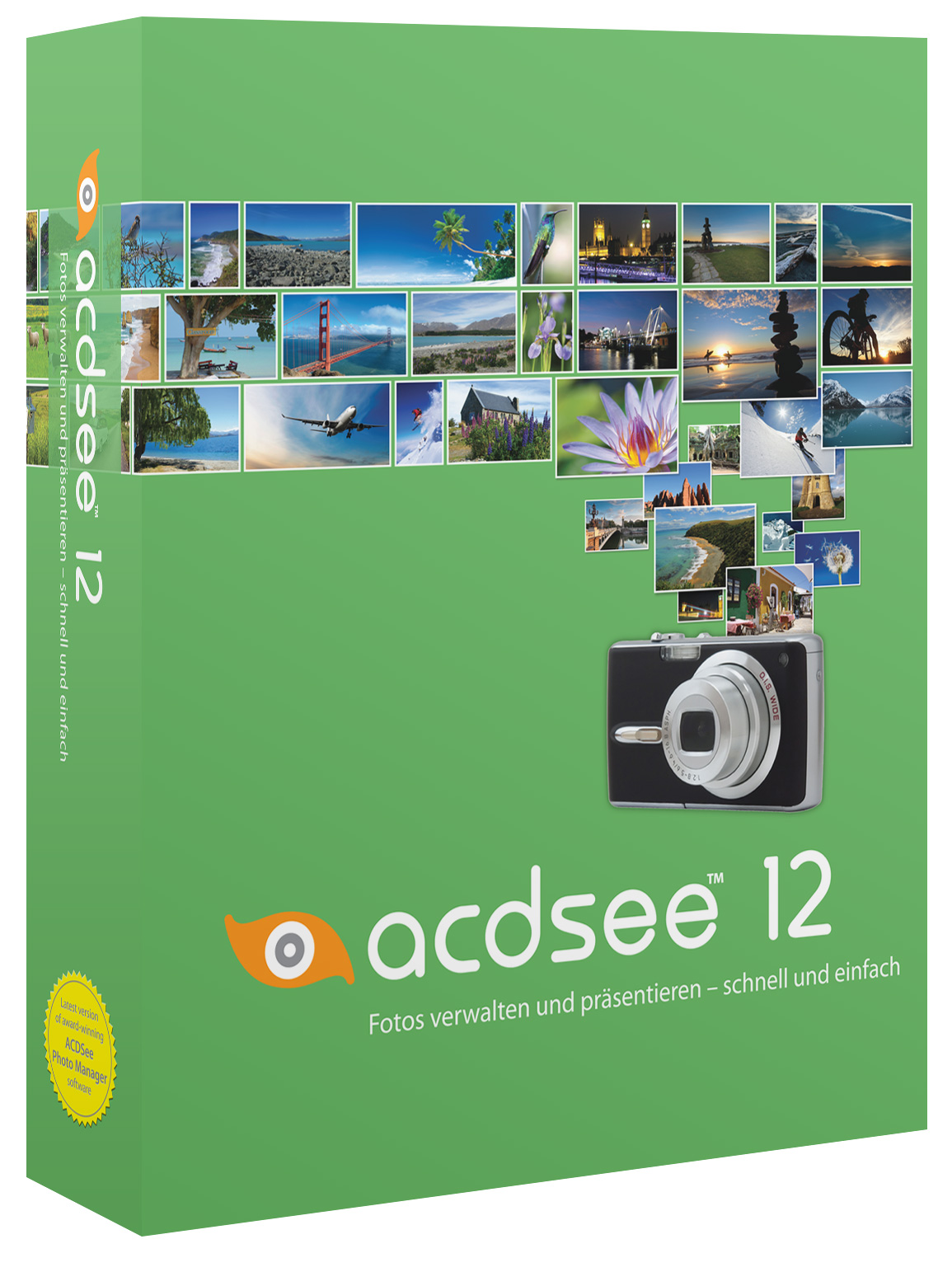 Acdsee photo managerv12.0 build 344 final serial