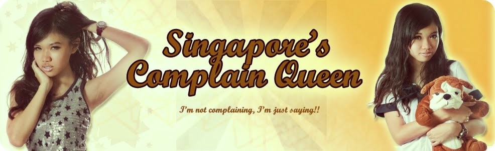 Singapore's Complain Queen