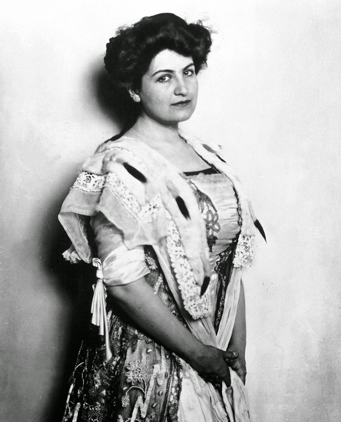Alma Mahler Gropius Werfel (1879–1964)
