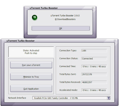 utorrent turbo accelerator activation code