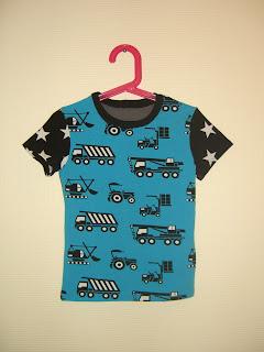 T-Shirt + Free Pattern