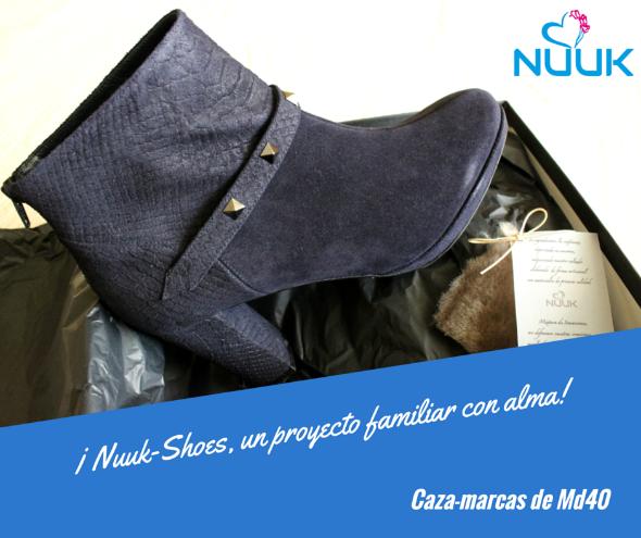 nuuk shoes zapatos moda mujer sax Alicante