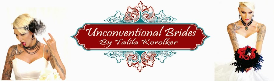 Unconventional Brides By Talila