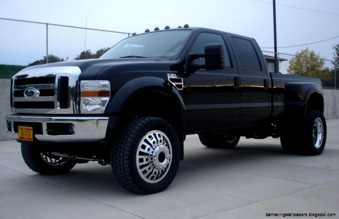Ford F 450 Lift Kit