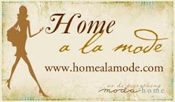 Home a la Mode