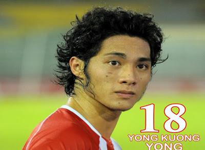 20 Pemain Bolasepak Malaysia Paling Kacak