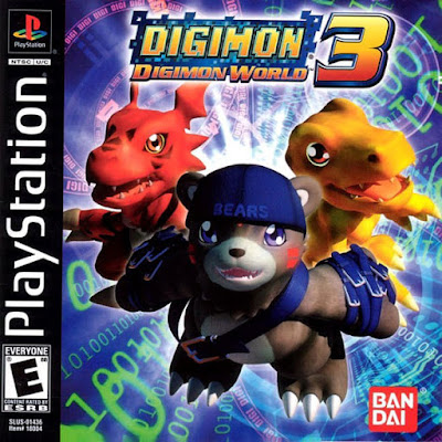 Download Game Digimon World 3 PS1