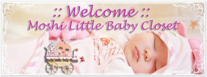 Moshi Little Baby Closet