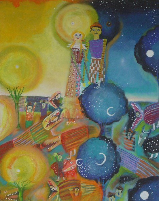 O casamento do Sol e da Lua (2004)