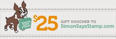Simon Says Stamp $25 Gift Voucher
