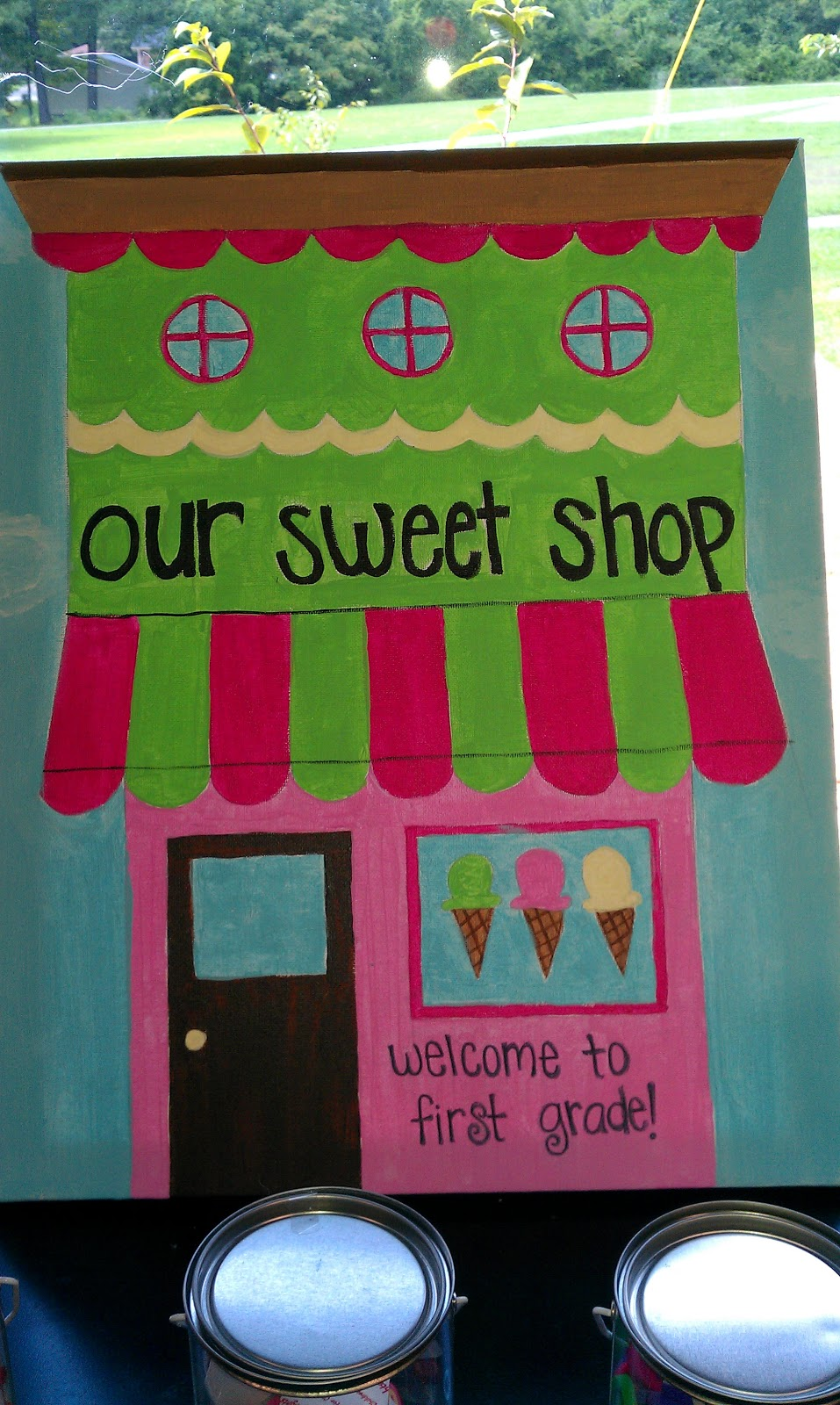 Classroom Reinforcement Ideas ~ Bulletin board ideas candy themed just b use