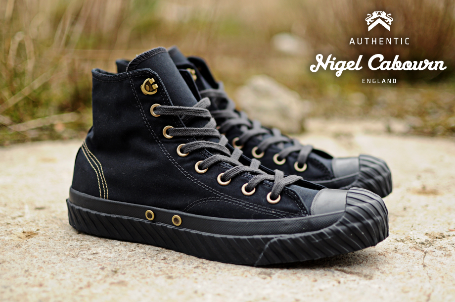 0c18a8684337 ... official store converse x nigel cabourn chuck taylor bosey hi. rm550.  size 7 7f677