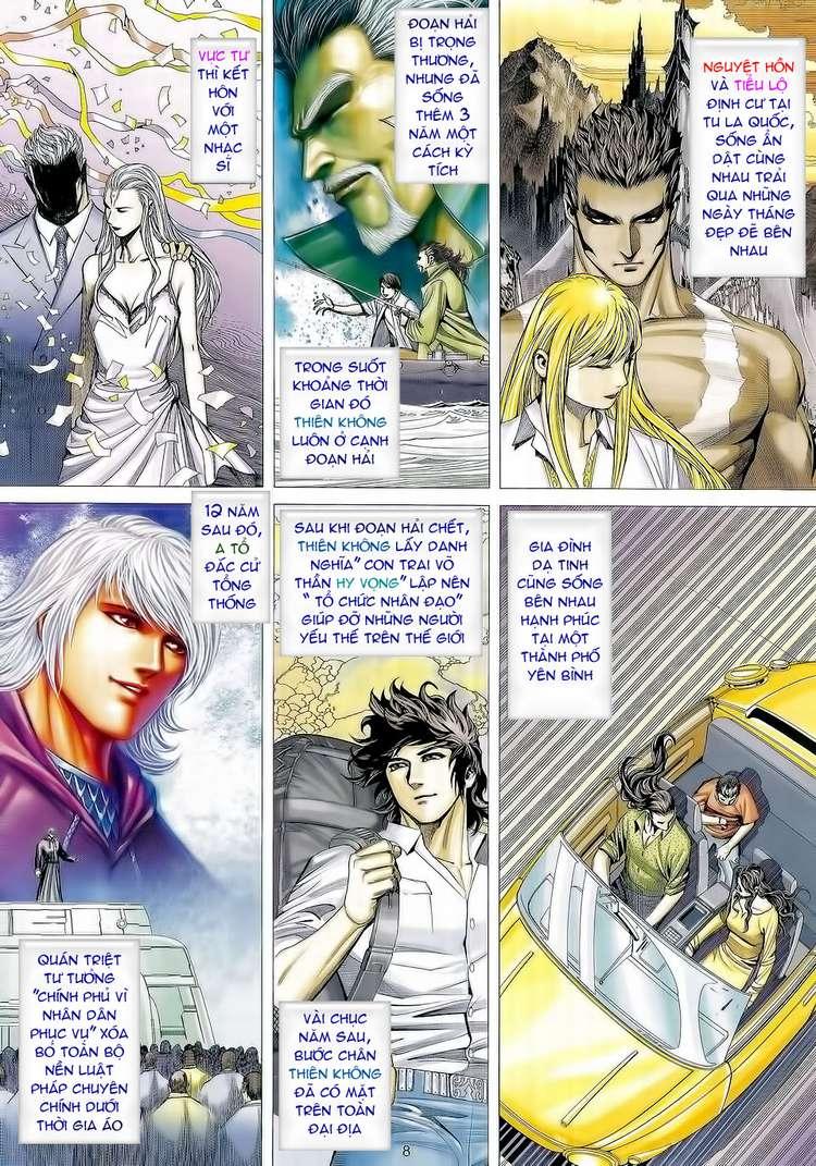 Võ Thần Phượng Hoàng chap 138 - Trang 8