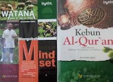 "Buku ""Watana"" & ""Kebun Al-Qur'an"""