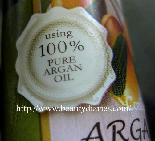A picture of Confume Argan Treatment Oil