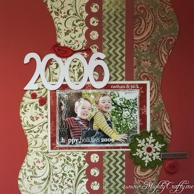 2006 Christmas Cover Page -- www.MightyCrafty.me