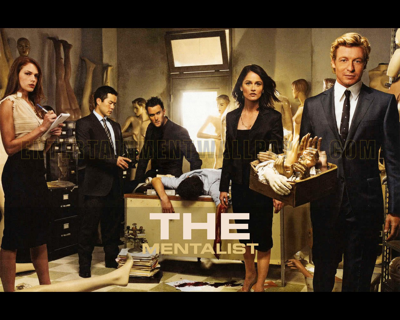 The Mentalist Poster Gallery1