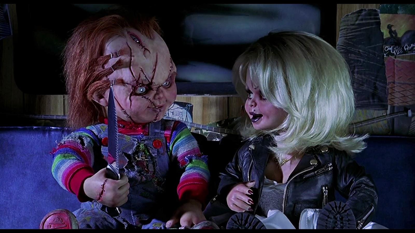 La Novia De Chucky 1998 DVDRipLatinoMEGA - Un