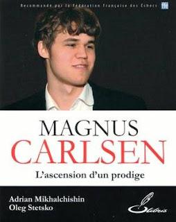 Echecs & Livre : Magnus Carlsen