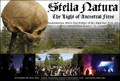 Stella Natura: The Light of Ancestral Fires II