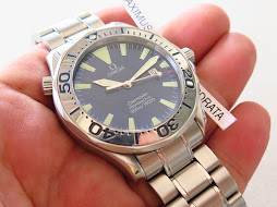 OMEGA SEAMASTER PROFESSIONAL 300m - ELECTRIC BLUE WAVE DIAL 41mm - REF 22658000