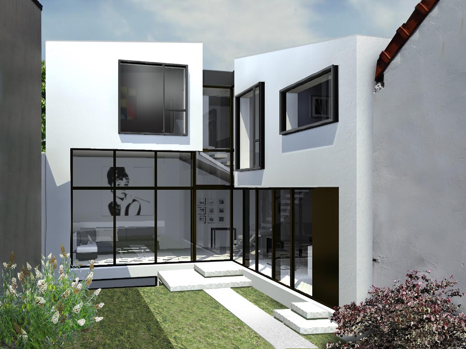 nim architecture avril 2012. Black Bedroom Furniture Sets. Home Design Ideas