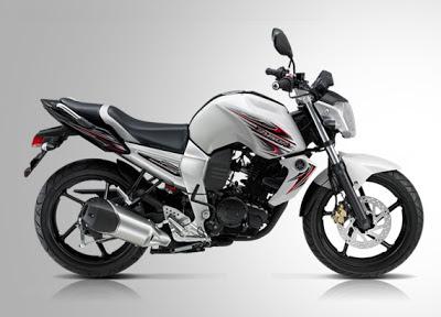 Yamaha Byson 2013 Putih
