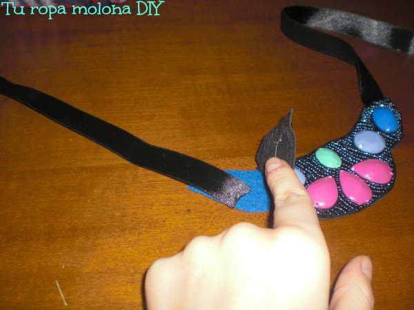 coser lazos