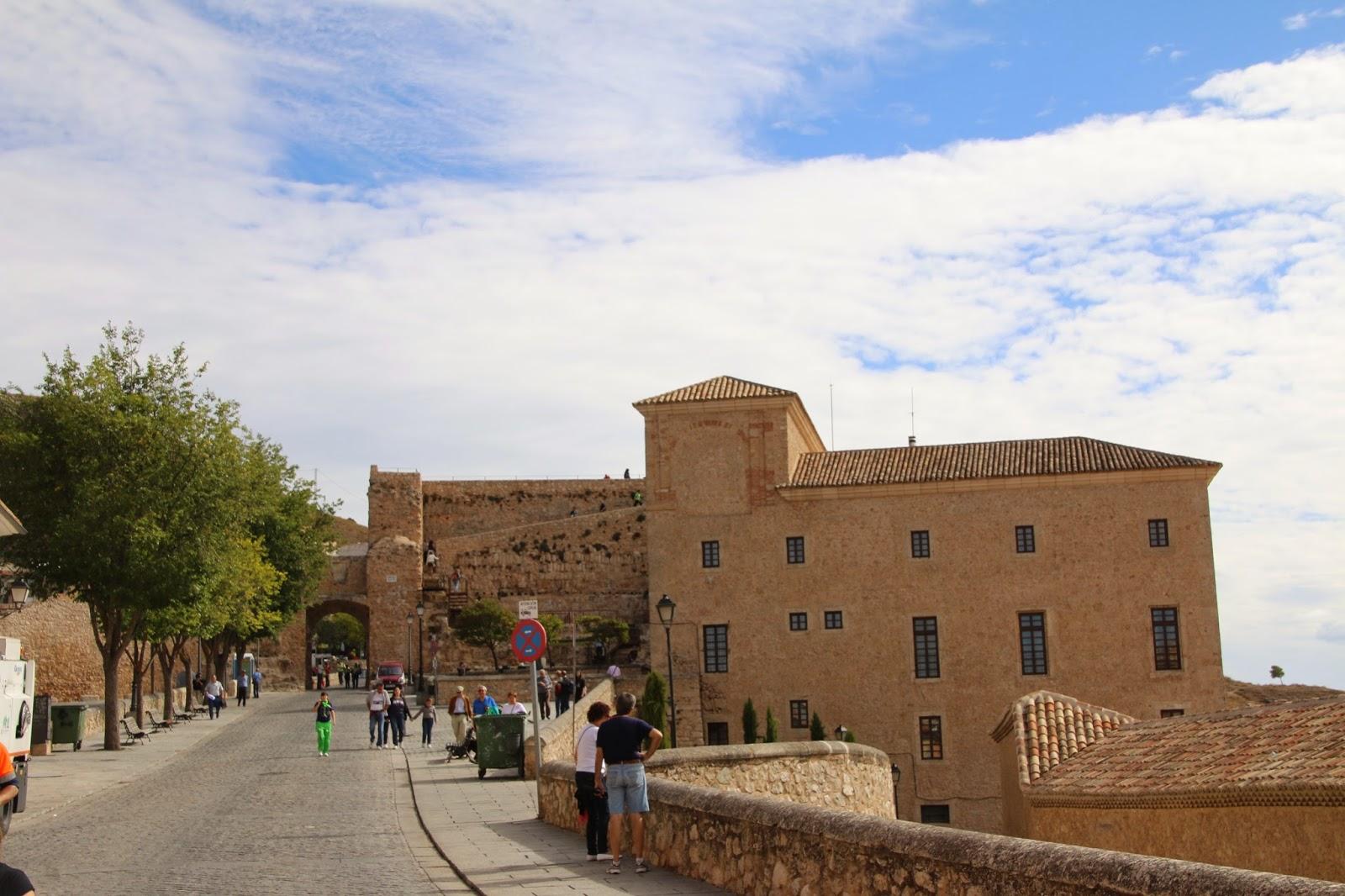 Alcazaba y Archivo Provincial, Cuenca, Tu Maleta.