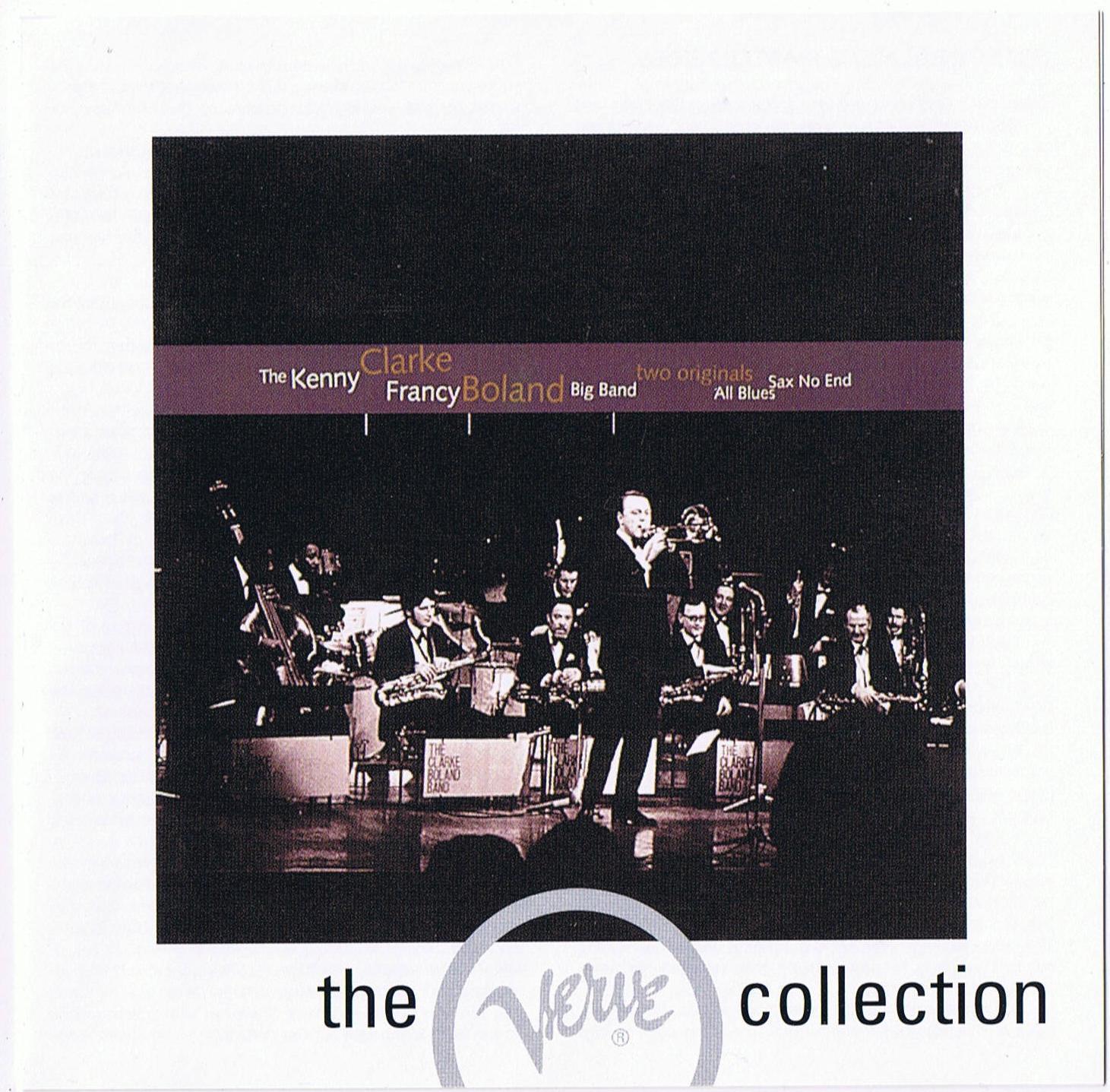 Kenny Clarke Francy Boland Big Band Francy Boland Kenny Clarke Famous Orchestra