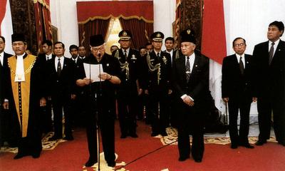 Presiden RI, Soeharto