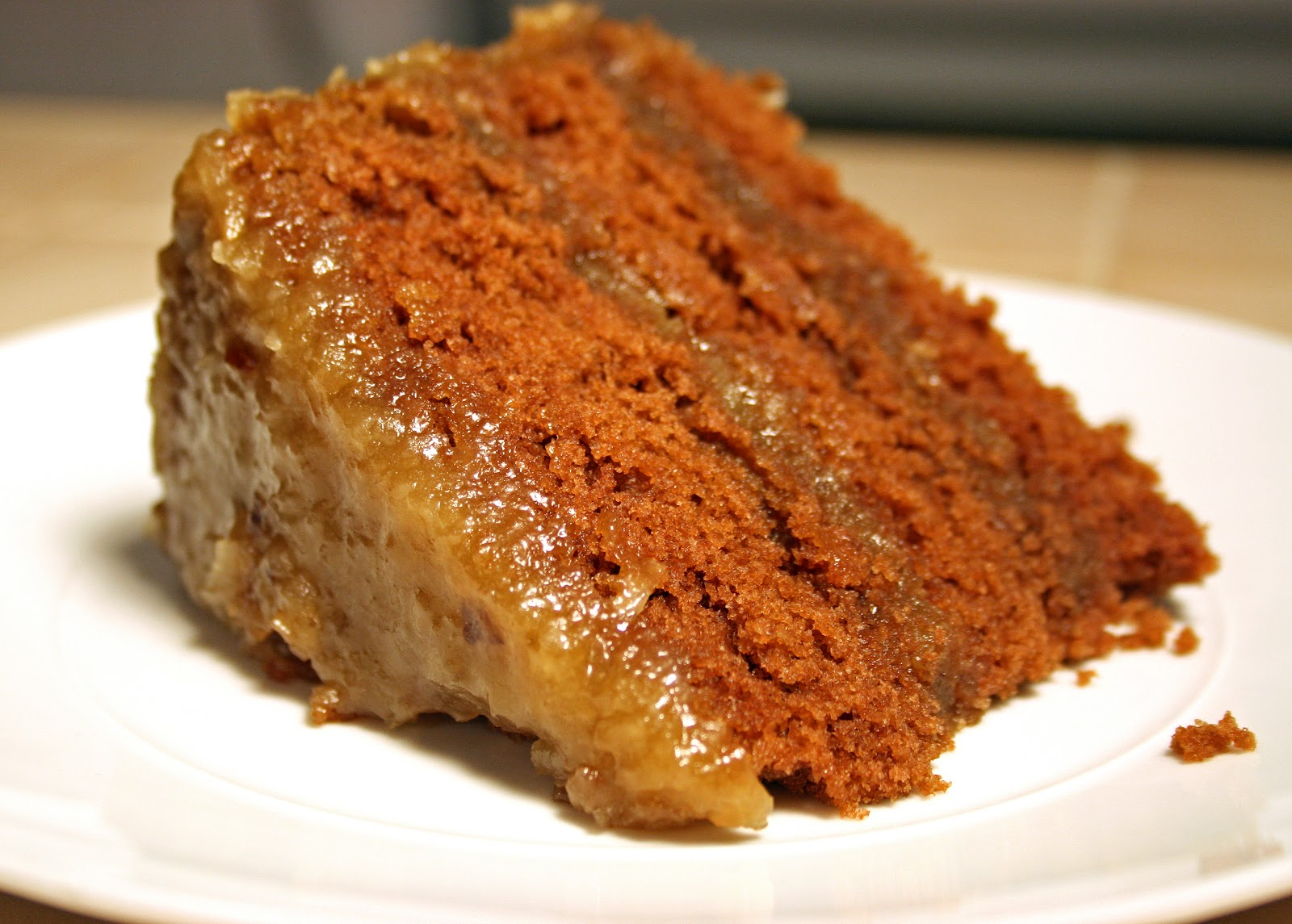 Lazy Gluten Free: Gluten Free German Chocolate Cake