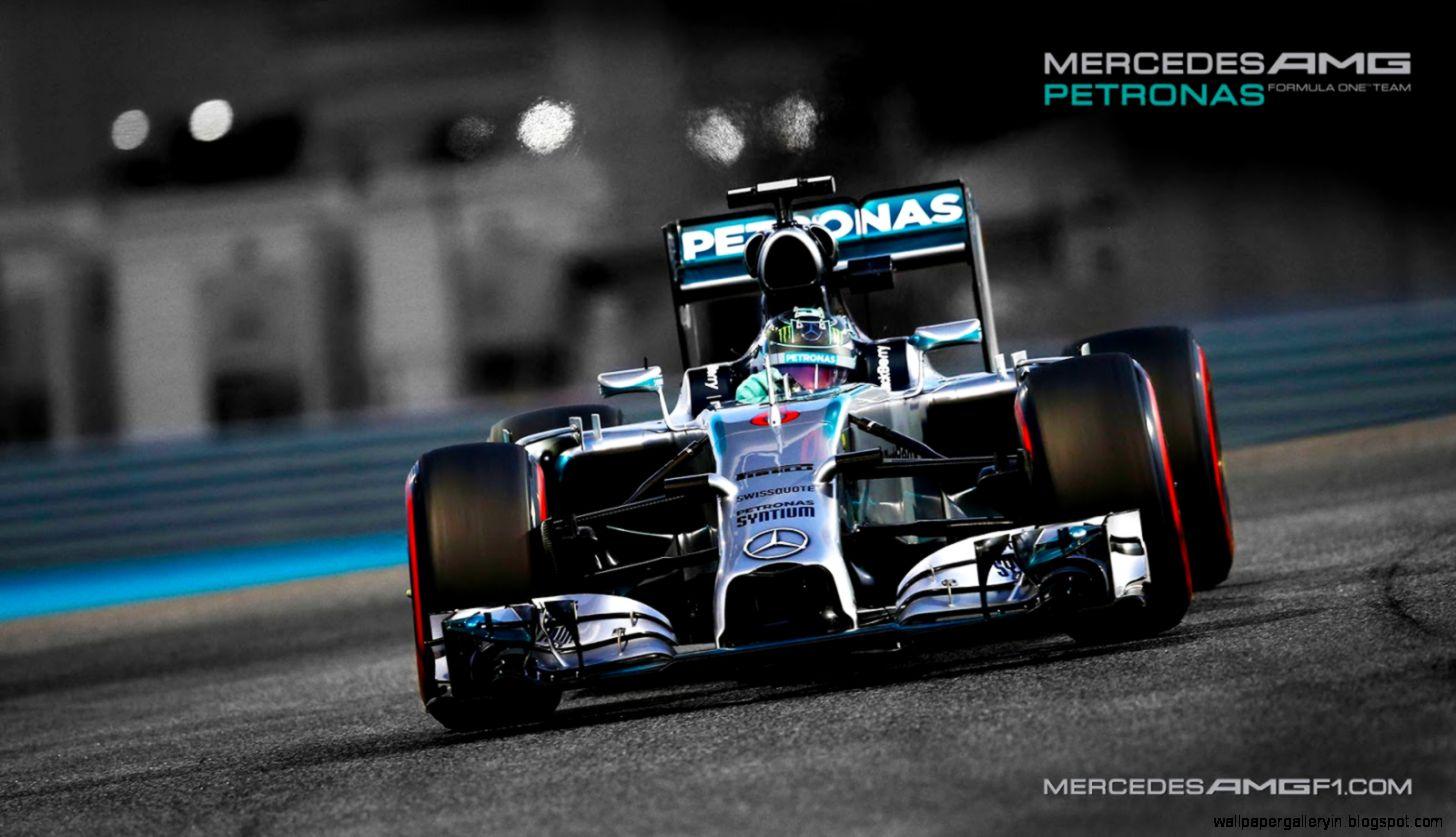 Mercedes amg petronas w08 wallpaper 9